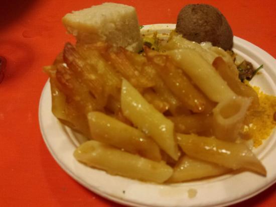 Pasta con besciamella foto di bagni municipali torino tripadvisor