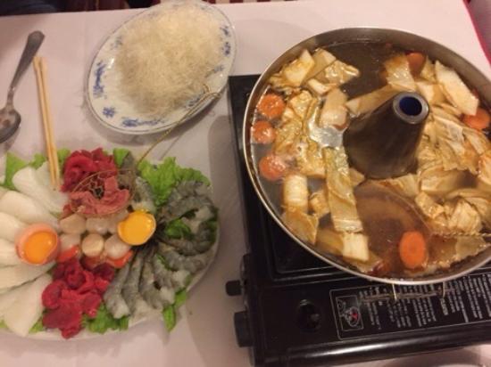 Le viet soulac sur mer restaurant avis num ro de - Fondue vietnamienne cuisine asiatique ...