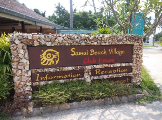 แหลมเส็ต, ไทย: Shiva Samui formerly known as Samui Beach Village