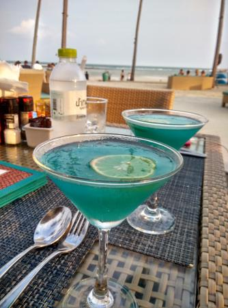 Laem Set, Thailand: SBV Specials - Happy hour from 5-7pm (buy 1 free 1 on selected cocktails)