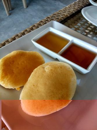 Laem Set, تايلاند: Pancakes