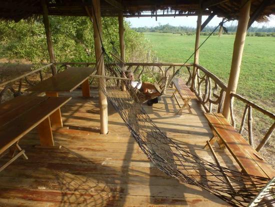 Ban Khiet Ngong, Laos: Ozio totale