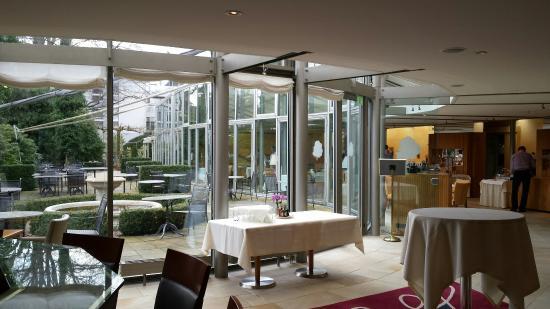 Engimatt City-Gardenhotel: Excellent petit déjeuner😉