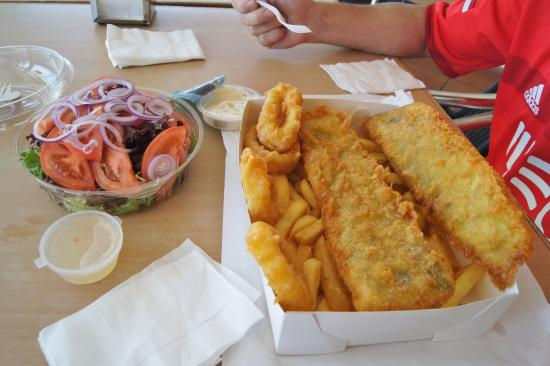 Beach Side Fish & Chips