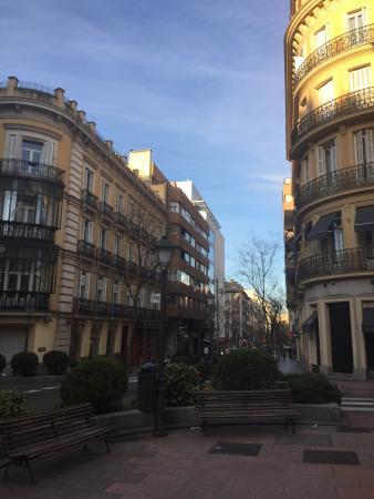 Calle Lagasca Picture Of Barrio De Salamanca Madrid