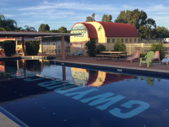 Gwydir Thermal Pools Motel And Caravan Park