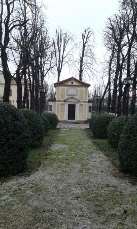 Villa Marin, Zusto