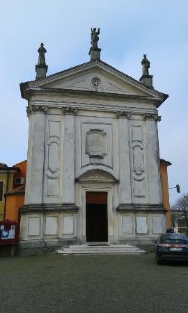 Cadoneghe, Italy: Parrocchia di S. Andrea Apostolo