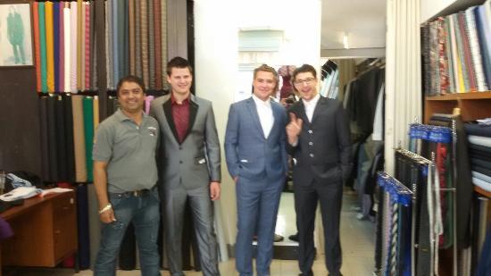 Ambassador Fashions