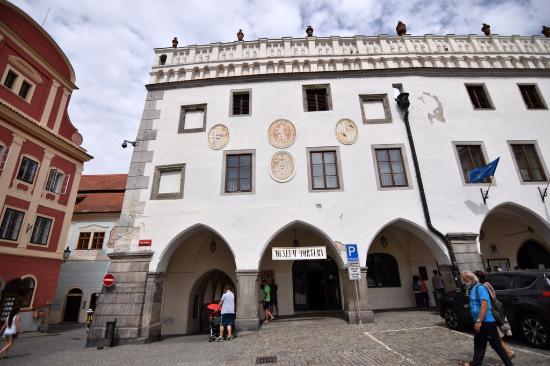 Museum of torture Cesky Krumlov