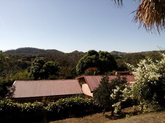 El Paraiso Verde B&B: Blick auf die Cabinas