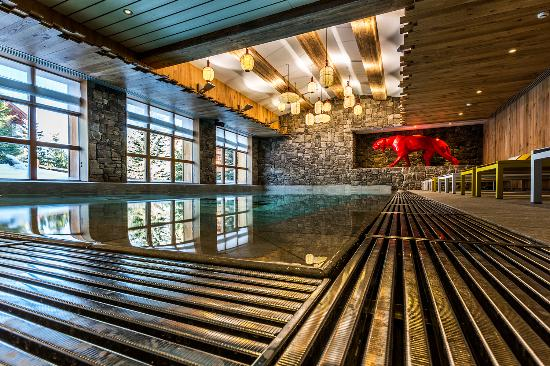 Spa Picture Of Le Yule Val D Isere Tripadvisor