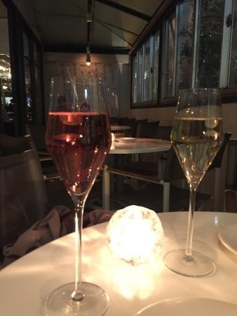 Cafe Garb: スパークリングワイン