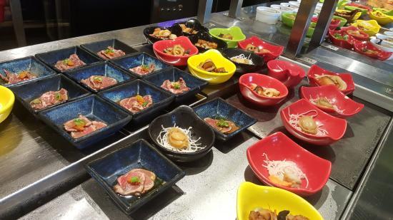 japanese picture of igg international buffet and bar melbourne rh tripadvisor com au
