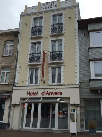 Photo of Hotel D'Anvers De Panne