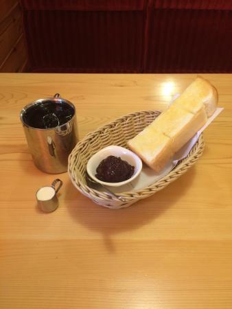 Coffee Dokoro Komeda Coffee Ryugasaki
