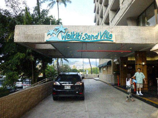 Waikiki Sand Villa Hotel: ワイキキ サンド ヴィラ