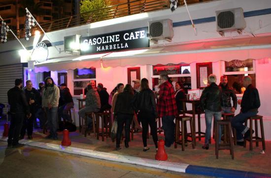 Gasoline Cafe Marbella