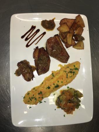 Restaurant la pot e ose dans saint maixent l 39 ecole avec for Ecole superieure de cuisine francaise