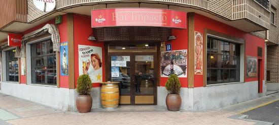 Cafe Bar Impacto