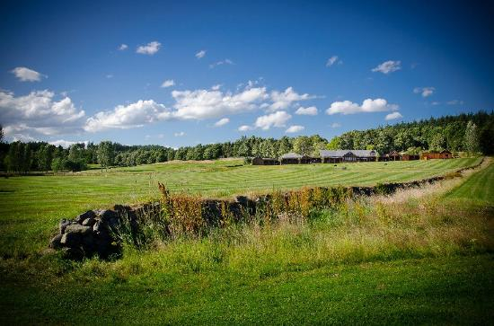 Banchory, UK: Inchmarlo Golf Resort Driving Range - Summer View
