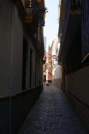 Hostal Catedral: Cerca de las principales zonas de interés