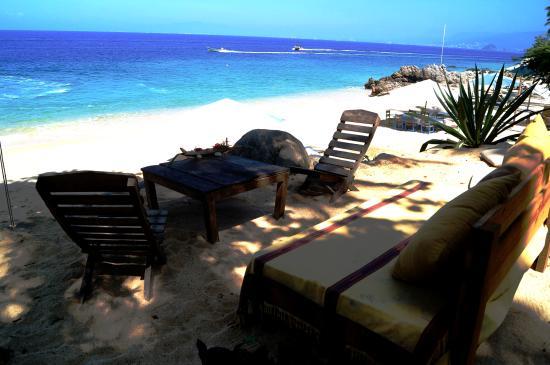 Casitas Maraika: las salas