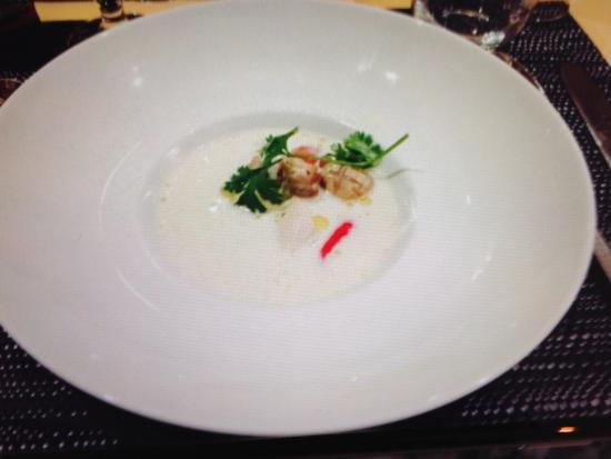 Thalwil, Suiza: Tom Kha Gai Suppe