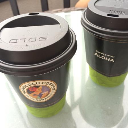 Honolulu Coffee, Aeon Mall Okayama