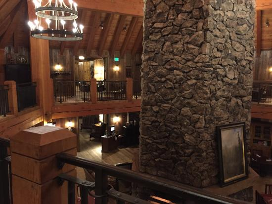 Ranch House Restaurant & Saloon: Heck's Great Room