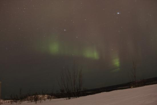 Kiruna Aurora Borealis - Northern Lights Tours