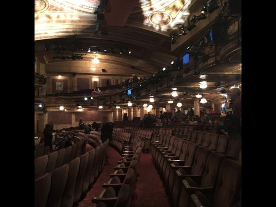 Winter Garden Picture Of Winter Garden Theatre New York City Tripadvisor