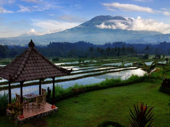 Great Mountain Views Villa Resort: Iconic view