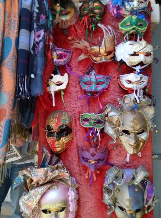 Casanova Mask: маски