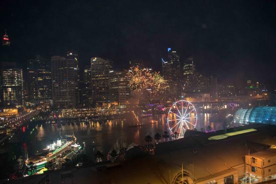 One Darling Harbour: Chinese New Year fireworks
