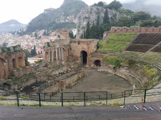 Teatro Greco: Teatro Taormina