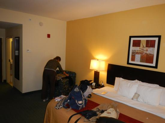 Foto de Comfort Inn & Suites Northeast - Gateway