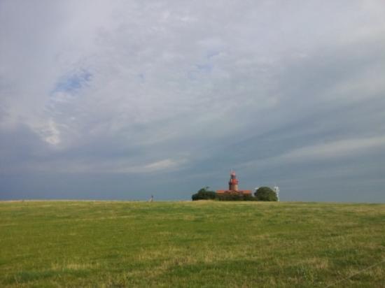 Bastorf, Alemania: ...der Leuchtturm