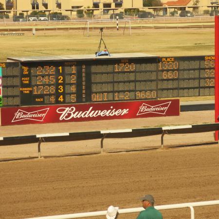 Rillito Park Horse Racetrack
