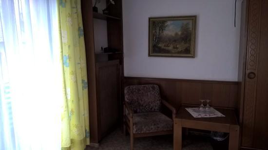 Halfing, Almanya: mit Sitzecke und Balkon
