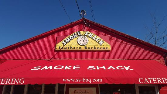 Smoke Shack in Boscawen