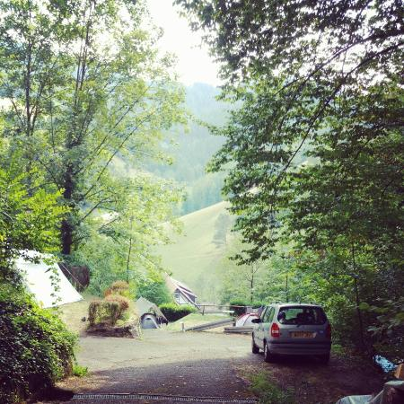 Kirnbach, Alemania: Camping Zur Muhle