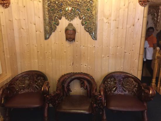 BaanPai Thai Massage: Front room