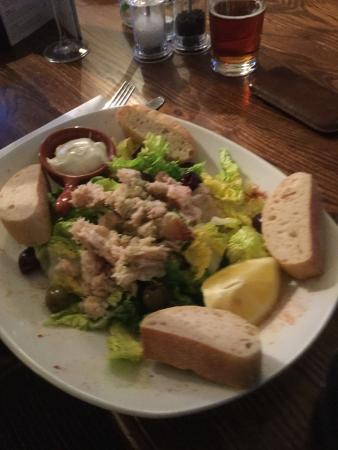 The George and Dragon: Usual food food, served well