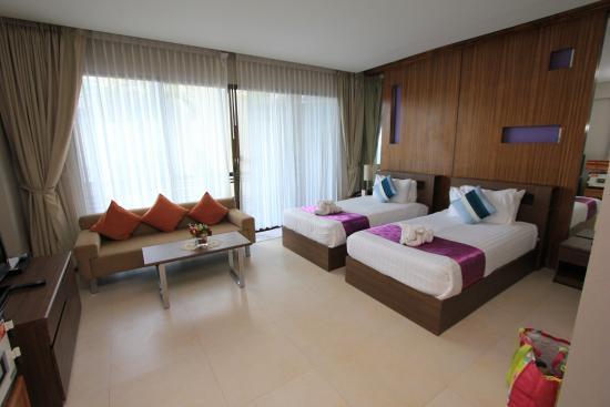 Maya Koh Lanta Resort: Superior Zimmer - Twinbeds