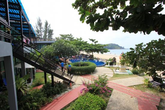 Maya Koh Lanta Resort: gepflegte kleine Anlage