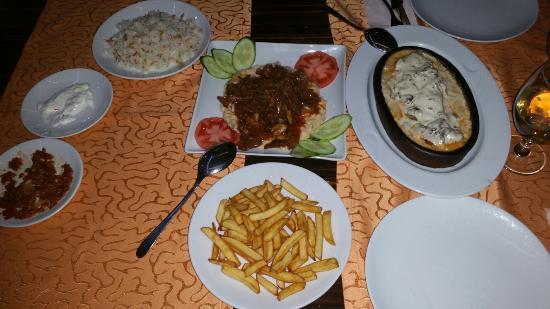 Sultan Sofrasi Restaurant: 20160306_191948_large.jpg