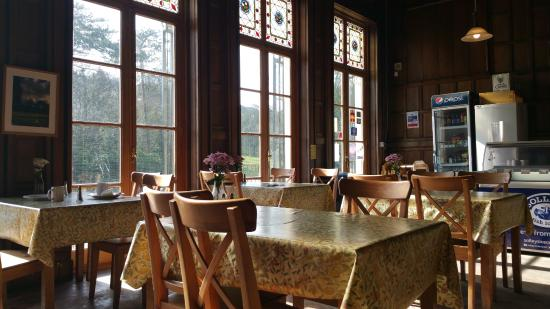 Kearsney Abbey Tea Room