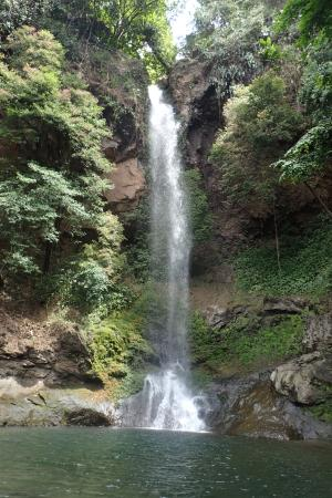 Tavida Waterfall