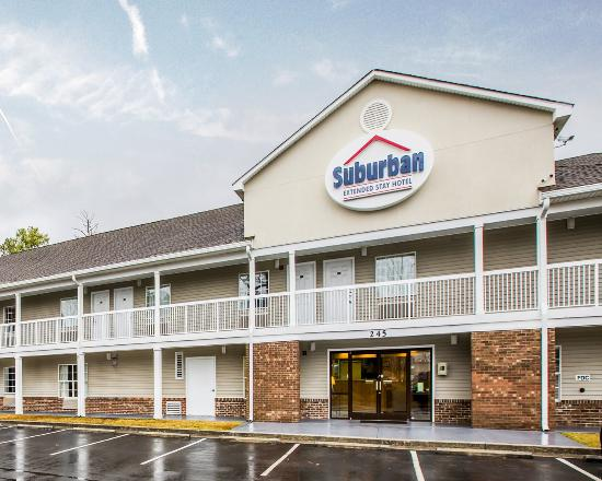 Suburban Extended Stay of Wilmington : Exterior